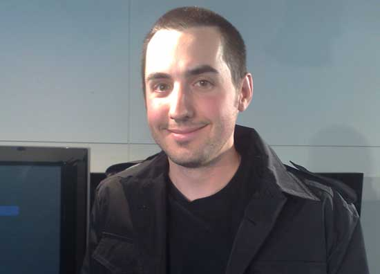 Kevin Rose, CEO, Digg.com
